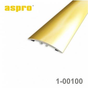 Anodowana listwa progowa 1-00100