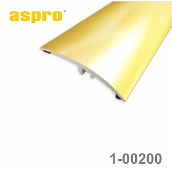 Anodowana listwa progowa 1-00200