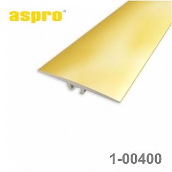 Anodowana listwa progowa 1-00400