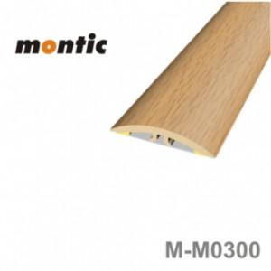 Listwa progowa PVC tamponowana m-m0300