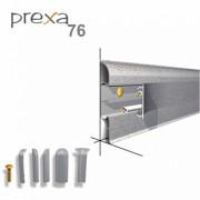 listwa przypodłogowa PREXA76
